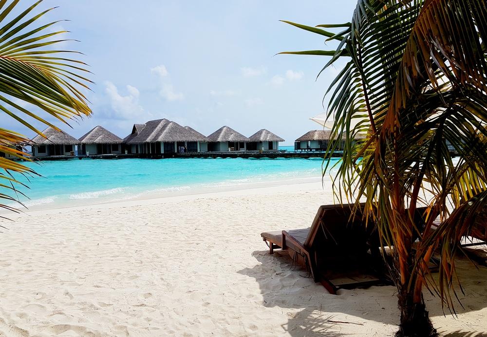 kak vybtat ostrov na Maldivah
