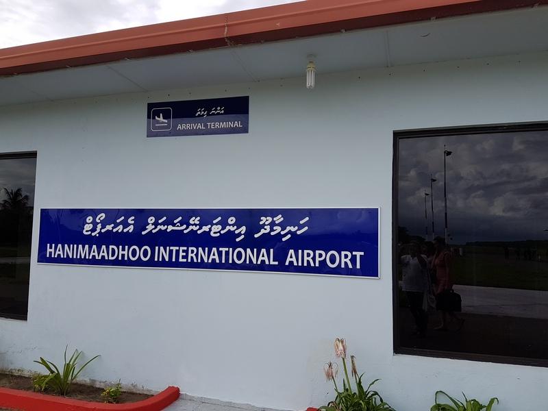 Hanimaadhoo aeroport