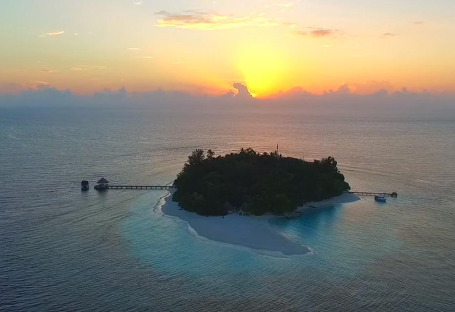 Sandy Bathala Maldives