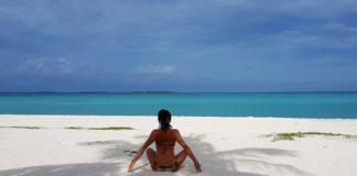летом 2020 на Мальдивы