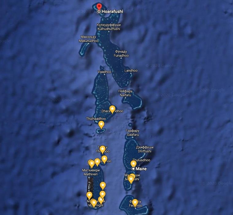 новый аэропорт на Мальдивах