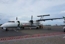 самый северный аэропорт на Мальдивах