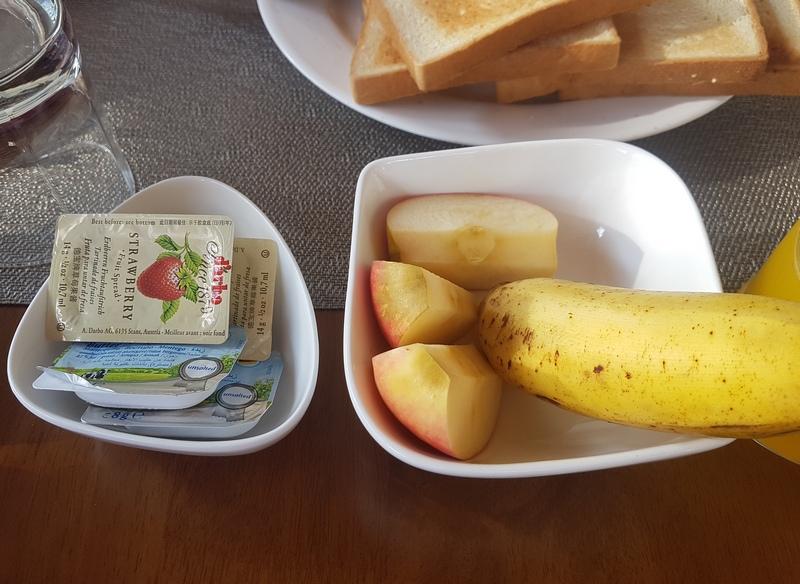 Ithaa Dhigurah завтрак